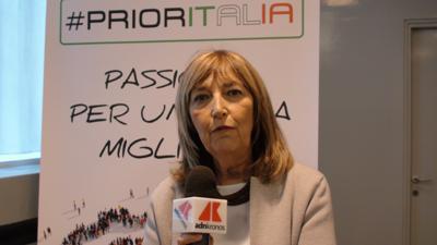 Mallen (Prioritalia): 'Alle Europee con i giovani di Volt'