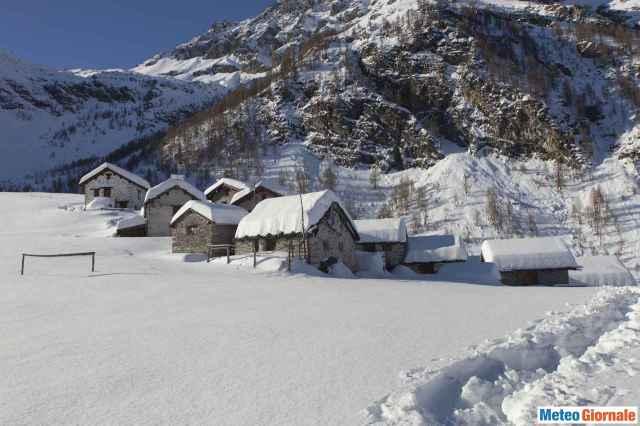 immagine 1 articolo meteo alpi quando tornera la neve le tendenze
