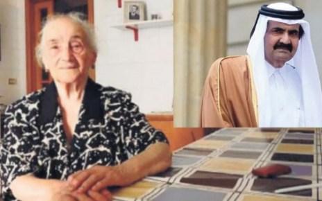 nonna teresa e lo sceicco