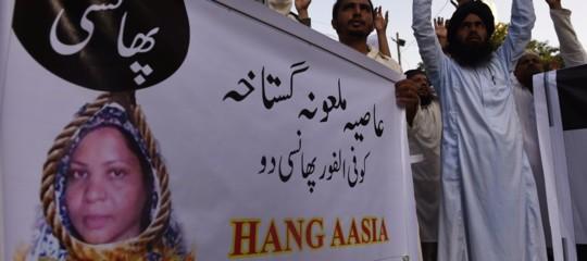 AsiaBibipuò lasciare il Pakistan. Ma rischierà la vita anche all'estero