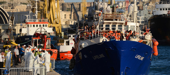 """""""I migranti soccorsi in mare non devono essere riportati in Libia"""", dicel'Unhcr"""