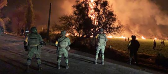 Messico: esplosione oleodotto, almeno 21 morti e 71 feriti