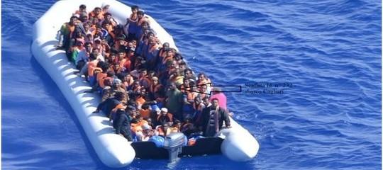 migranti libia sos