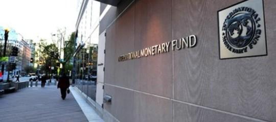 Fmi: dall'Italia rischi per i mercati globali, il reddito potrebbedisincentivareil lavoro