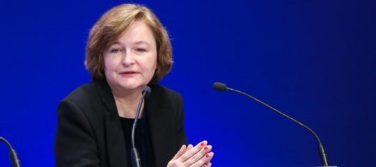 """""""La ricreazione è finita"""", dice all'Italia la ministra francese Loiseau"""