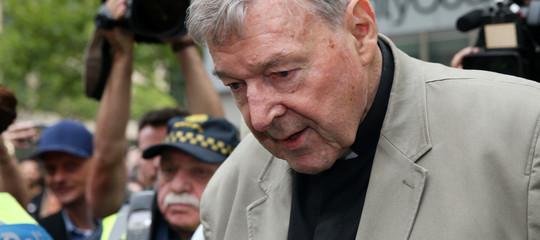 L'ex tesoriere del VaticanoPellè stato condannato per pedofilia