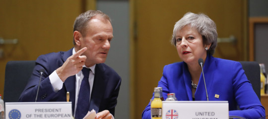 Lo scontro tra Bruxelles e Londra sullabrexitha raggiunto un nuovo, inatteso livello