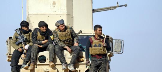 siria isis curdi