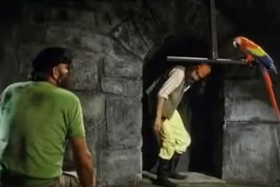 Morto Rosalinda, il pappagallo della serie tv 'Pippi Calzelunghe'