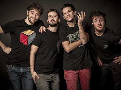 'Camera' Mia', gli Eugenio in Via Di Gioia verso album e tour