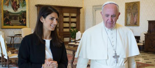 Papa Francesco il 26 marzo incontrerà il Consiglio comunale in Campidoglio