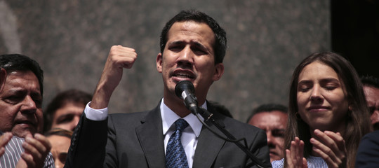Venezuela: Francia e Svezia primi in Europa a riconosceGuaidò