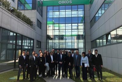 Oikos, 35 anni di pitture ecologiche