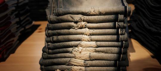 levis jeans wall street