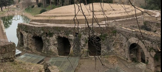 stanze segrete villa adriana tivoli
