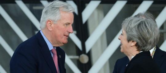 Brexit Ue 'no deal'
