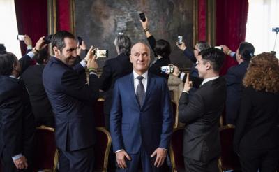 Bisio:'Bentornato Presidente' è film anti-cattivista