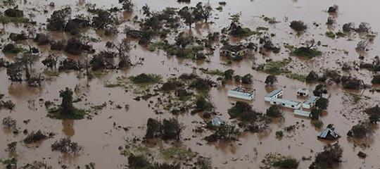 mozambico ciclone