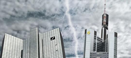 deutschebank crisi
