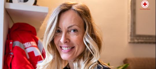 cristina tinozzi volontaria manager