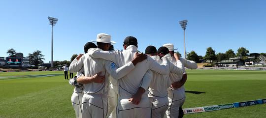 Nuova Zelanda nazionale cricket strage