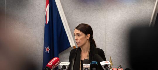Strage nuova zelanda premier manifesto