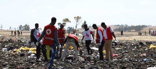 Le vittime italiane a bordo dell'aereo precipitato in Etiopia