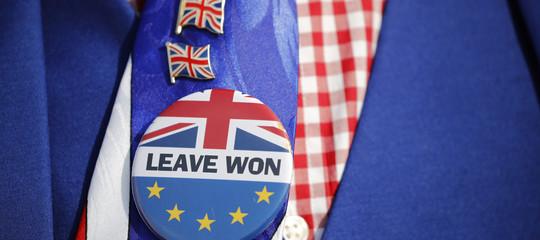 brexit voto westminster