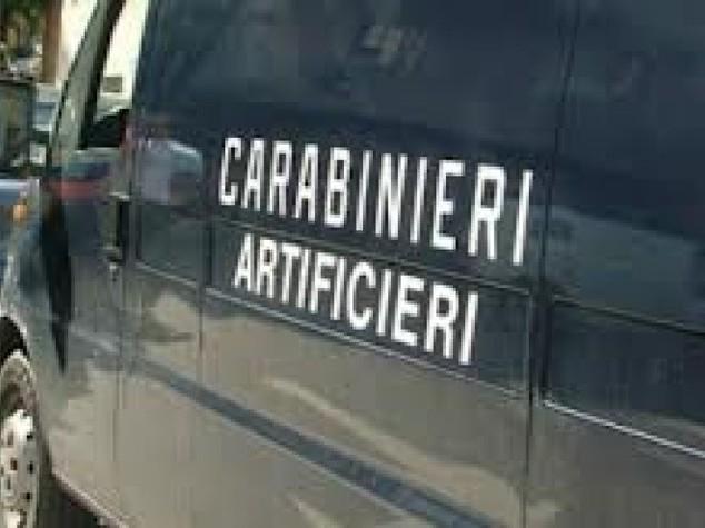 Allarme bomba Genova