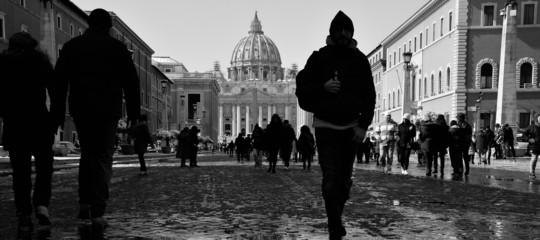 spacciatore droga vaticano
