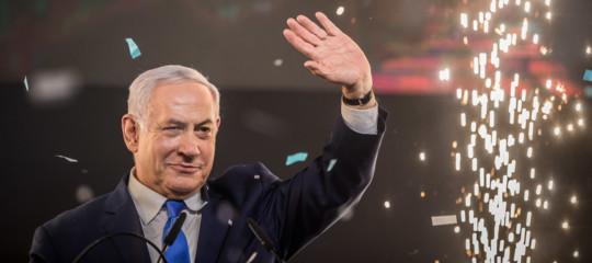 Israele elezioni risultato
