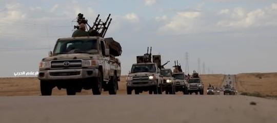 haftar contro serrajblocchi libia