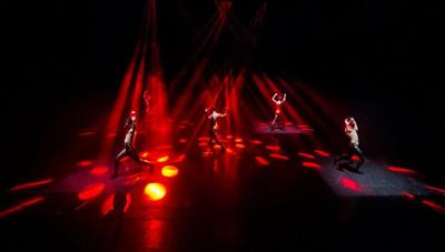 Il duo Pogliani-Della Corte in tour con progetto coreografico 'Alethès'