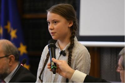 Greta a Palazzo Madama: Ci avete mentito su clima