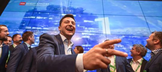 zelensky comico presidente ucraina