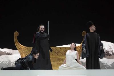 Palermo: lunghi applausi per la prima di 'Idomeneo' di Mozart