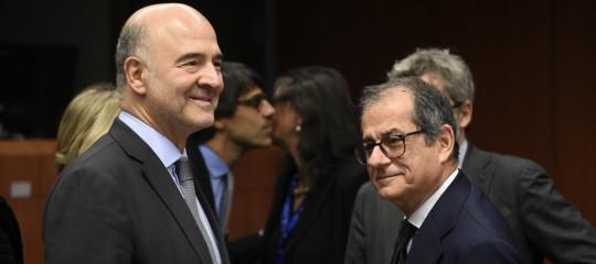 tria italia rischio