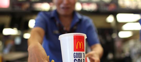McDonalds lavoro