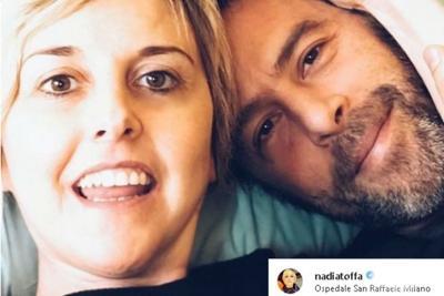 Nadia Toffa presenta il suo 'amico' Marco