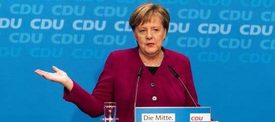 Brexit Merkel