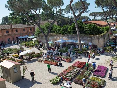 Dal 25 al 28 aprile a Roma torna FloraCult