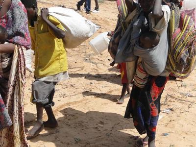 Conflitti, instabilità, shock climatici: 113 mln colpiti da fame acuta
