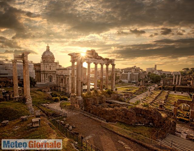 immagine 1 articolo meteo roma torna bel tempo con temperature in crescita