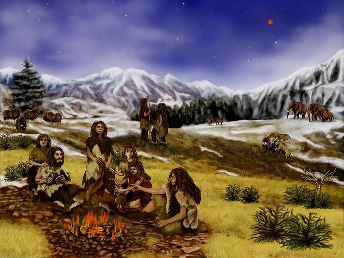 88635491c823 Prima Pagina>Scienze>Svelata la fine dei Neanderthal, bombardati dai raggi  UV