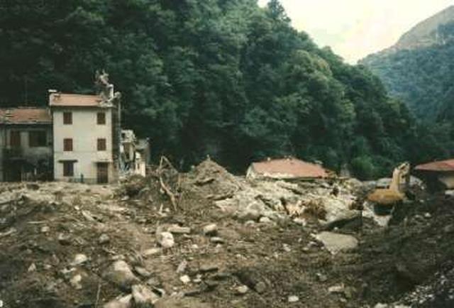 immagine 2 articolo terribile alluvione storica del 19 giugno 1996 in versilia
