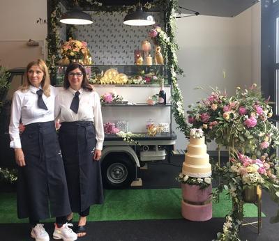 Arriva lo 'street wedding' e il catering diventa cibo di strada