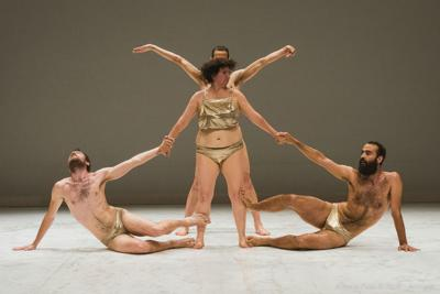 Arte, musica, teatro e danza... 'Inequilibrio'