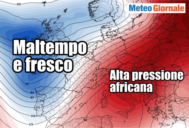 immagine 2 articolo meteo estremo in italia ed europa previsioni