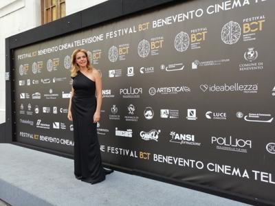 Claudia Gerini: Mi piacerebbe fare un film con Virzì