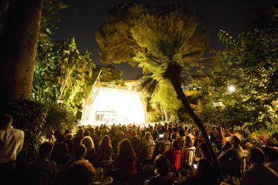 Torna ad Acireale 'Villa Pennisi in Musica'